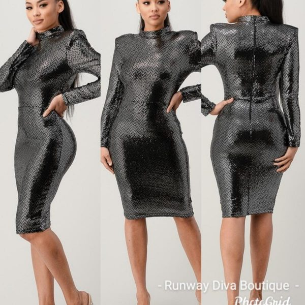Boutique Diva Dress